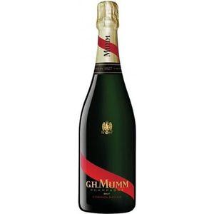 CHAMPAGNE 6x Mumm Cordon Rouge Etui - Champagne