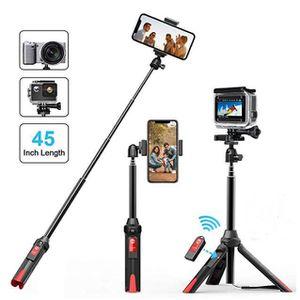 PERCHE - CANNE SELFIE Perche Selfie 106CM Extensible Bluetooth Selfie st
