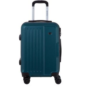 VALISE - BAGAGE TRAVEL WORLD Valise cabine 55cm + 6 organisateurs