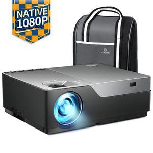 Vidéoprojecteur VANKYO Vidéoprojecteur 6500 Lumens - 1920x1080P Fu