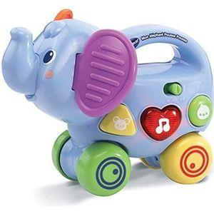 JOUET À TIRER VTECH BABY - Mon éléphant Pousse Pousse