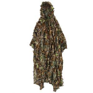 VÊTEMENT DE CAMOUFLAGE Mega-Deal 3D Ghillie Suit Woodland Camouflage Camo