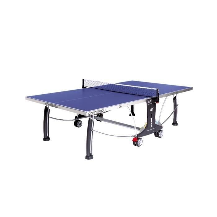 cornilleau table de ping pong sport 300s outdoor prix pas cher cdiscount. Black Bedroom Furniture Sets. Home Design Ideas