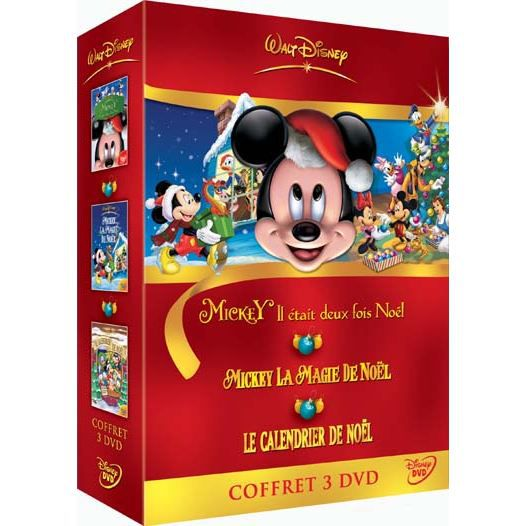Coffret + DVD 100 tours de magie Mickey Magic Educa Borras