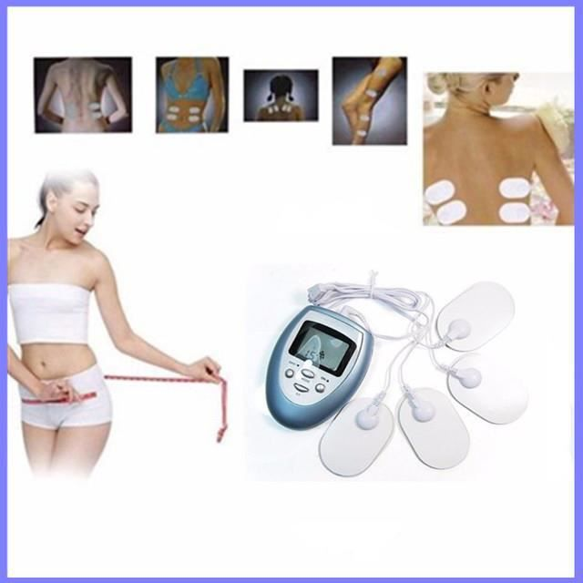 Tens body electrical stimulant relieve pain physiotherapy nursing + massage Xin