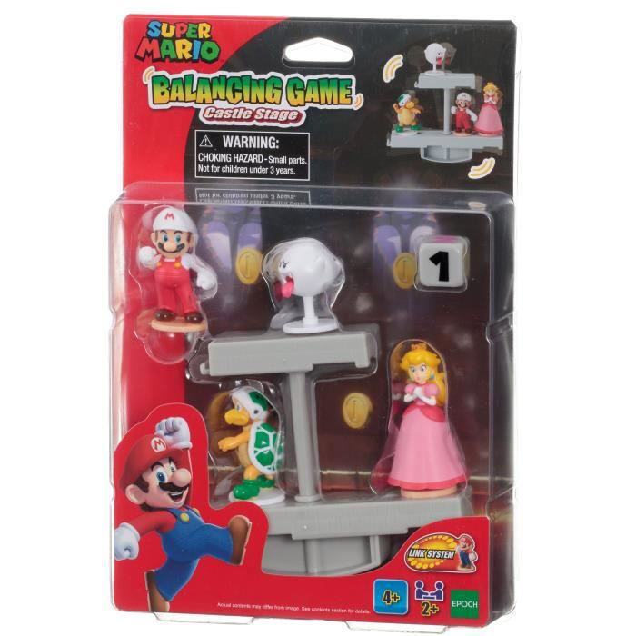 EPOCH - 7360 - Super Mario Balancing Game Super Mario / Peach
