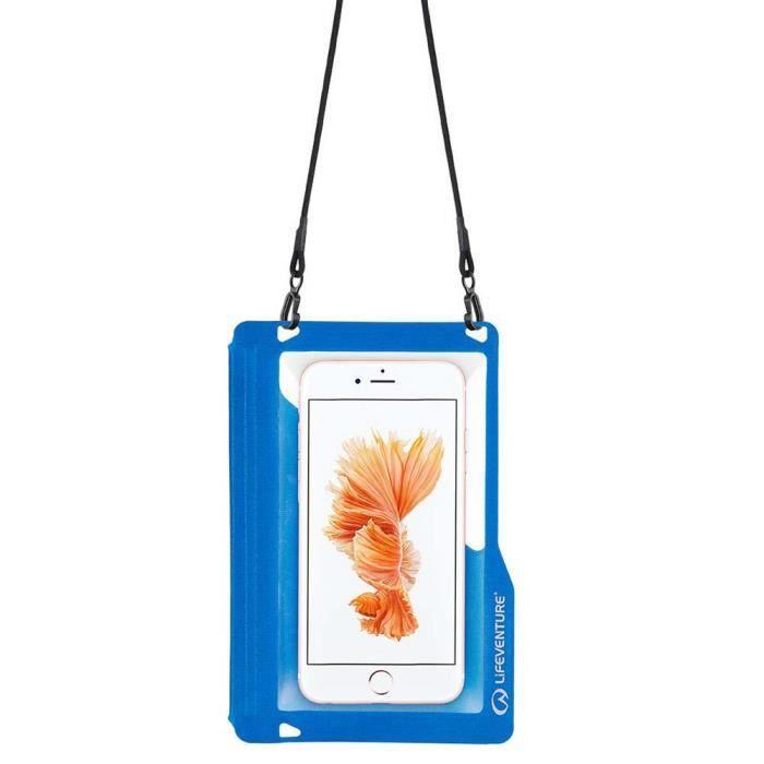 LIFEVENTURE Pochette étanche Hydroseal Plus pour téléphone - Mixte - Bleu