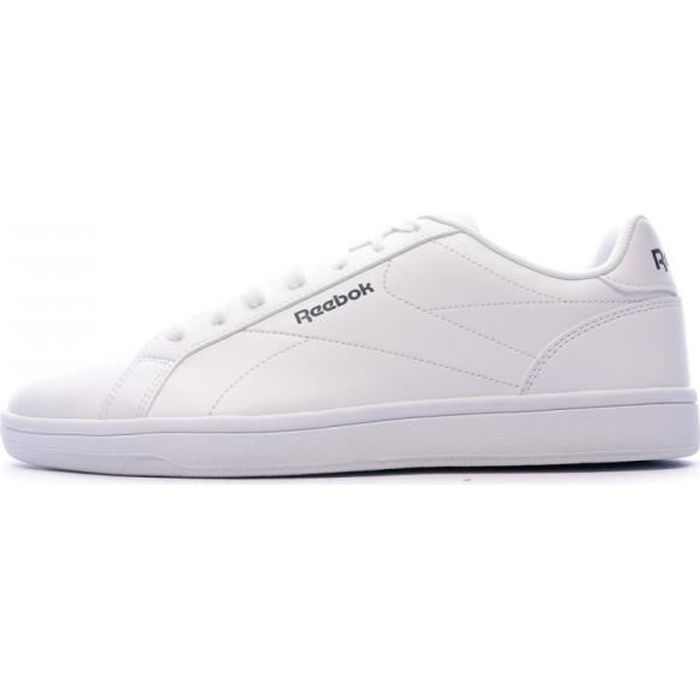 Baskets blanches homme Reebok Royal Complete Clean