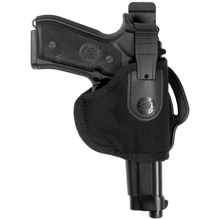Holster cordura NE200 discret pour droitier noir U