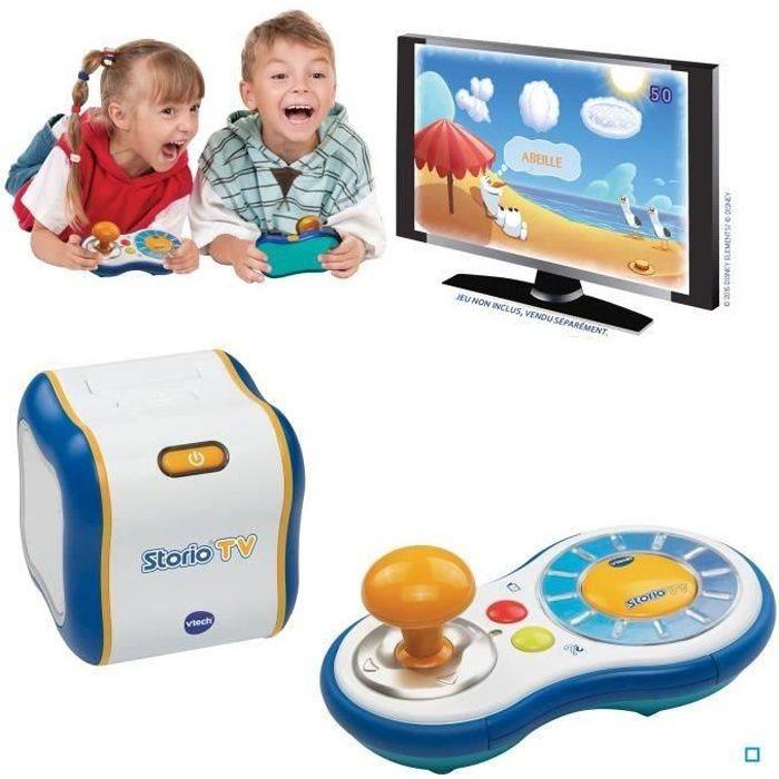 VTECH Console enfant Storio Tv