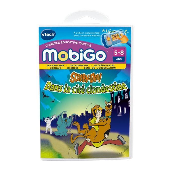 Jeu Mobigo Scooby Doo