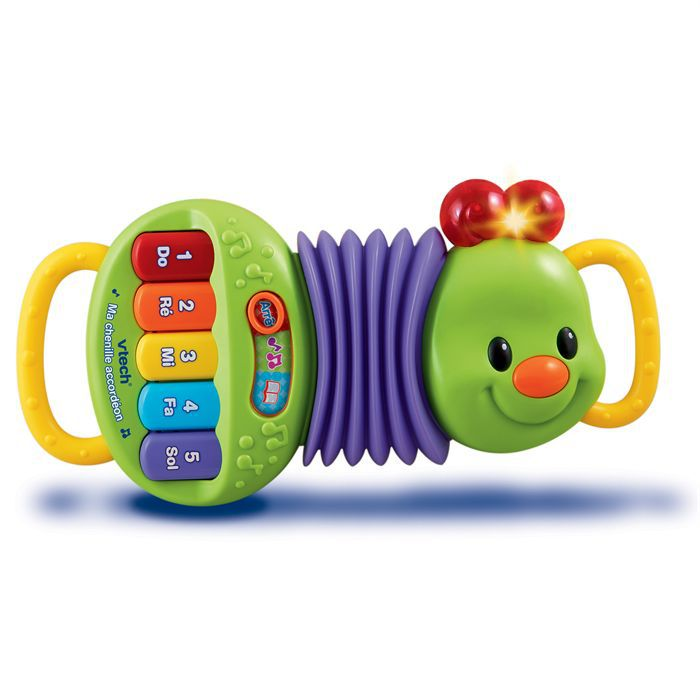 Vtech Chenille accordéon