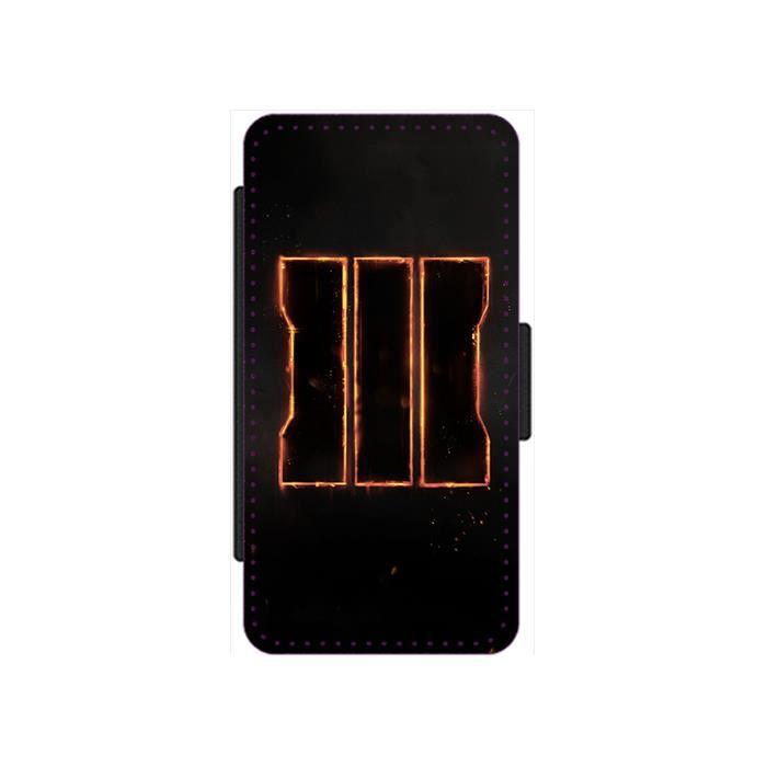 Etui PU iPhone 4 Call of Duty Black Ops 3 Logo BO3 - Cdiscount ...