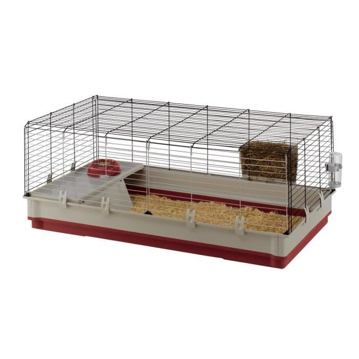 Krolik ex large cage pour lapins achat vente cage cage for Cage lapin nain exterieur