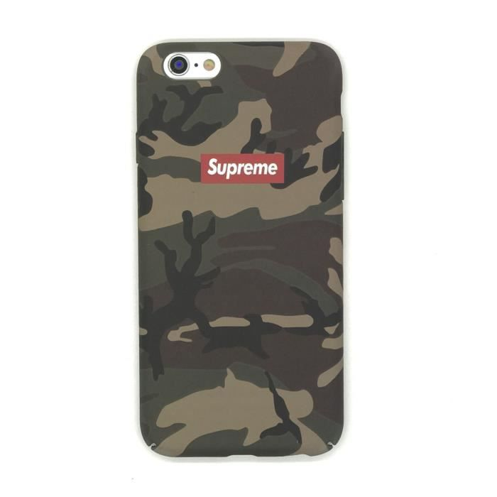 coque iphone xr military rouge