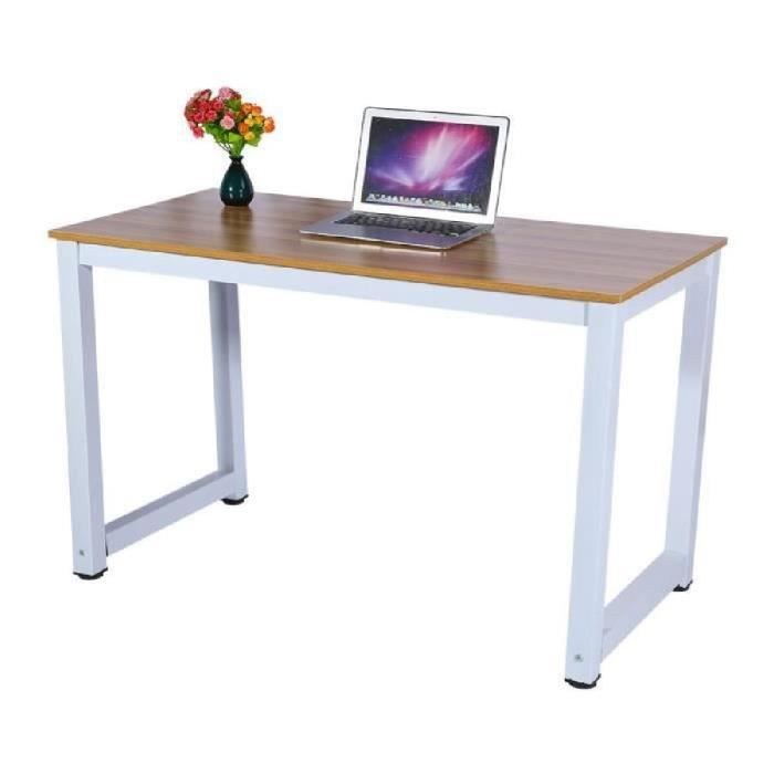 Bureau informatique table de l ordinateur table de travail for Monsieur meuble bureau informatique