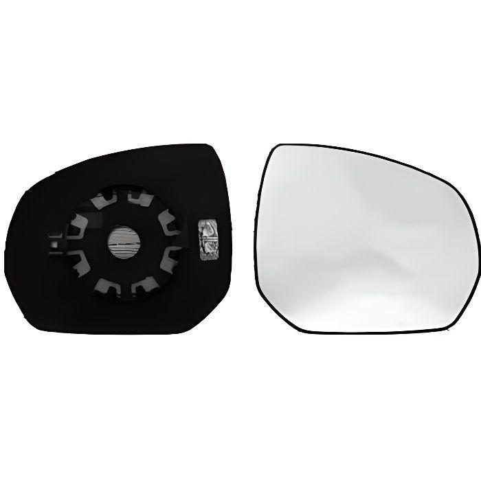RENAULT KANGOO EXPRESS//RA glace polie miroir extérieur droit Pouvant être Chauffé Plat Chrome