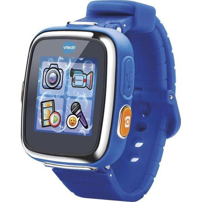 MONTRE CONNECTÉE VTECH - Kidizoom Smartwatch Connect DX Bleue - Mon