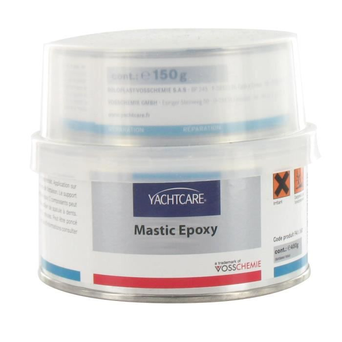 mastic epoxy durcisseur yachtcare 300g 150g achat vente joint d 39 tanch it cdiscount