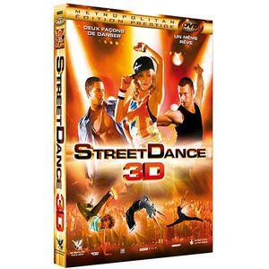 DVD FILM DVD Street dance 3D
