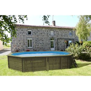 Piscine semi enterree beton achat vente piscine semi for Piscine semi enterree pas cher