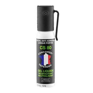 ACCESSOIRES CAMOUFLAGE Aérosol GEL CS 80 - 25 ml anti agression