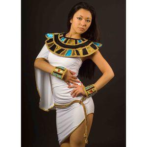 ACCESSOIRE DÉGUISEMENT Collier égyptienne Cléopâtre