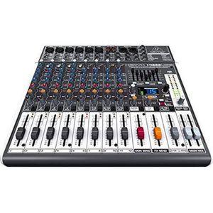 TABLE DE MIXAGE Behringer X1222USB Xenyx Table de mixage 16 canaux