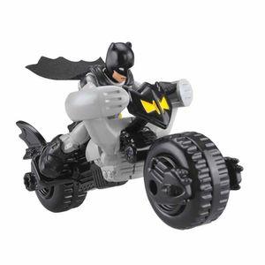 FIGURINE - PERSONNAGE Figurine Imaginext DC Super Friends : Batman et Ba