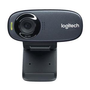 WEBCAM Logitech C310 Webcam 720p 30fps HD USB 2.0 Caméra