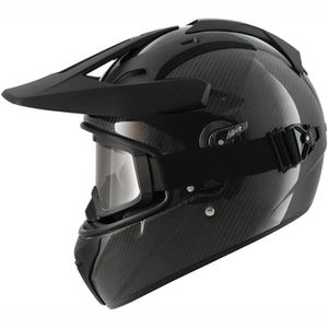 CASQUE MOTO SCOOTER Moto Shark Casque Explorer-R Carbon L