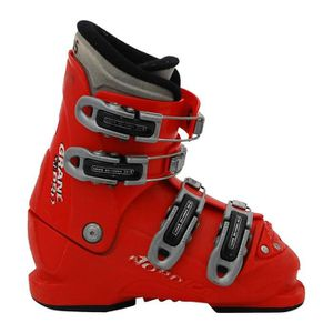CHAUSSURES DE SKI Chaussure de Ski Junior Nordica Grand prix rouge