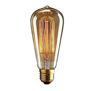 AMPOULE - LED GAOLUSI Ampoule Antique Retro E27 40W 110V - 220V