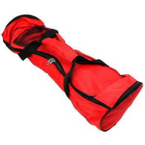TRANSPORT LOISIRS CRÉA. 8 Pouces ROUGE Sac Hoverboard Sac de Transport Sac