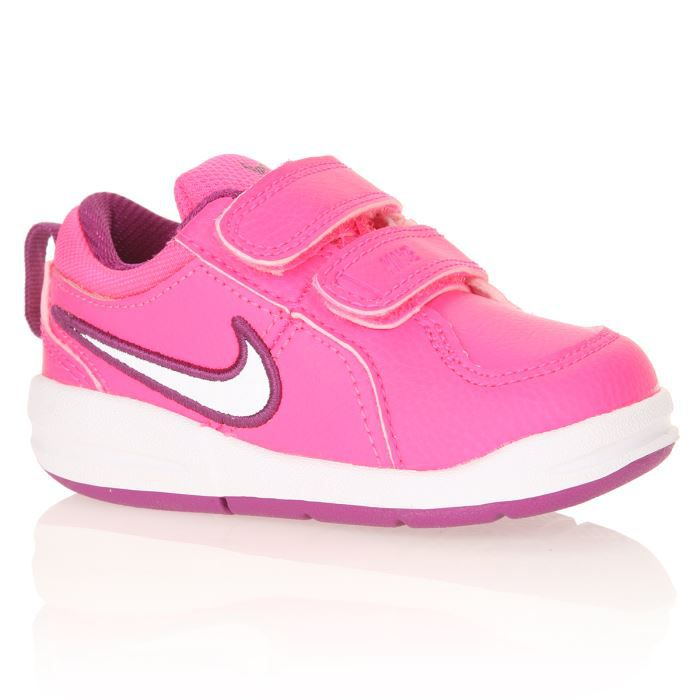 nike baskets pico 4 b b fille achat vente basket nike. Black Bedroom Furniture Sets. Home Design Ideas