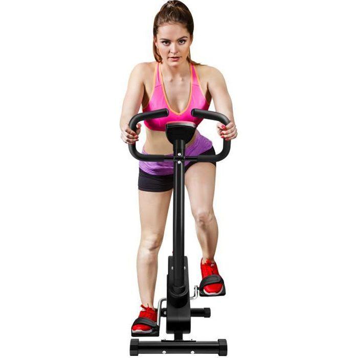 vélo intérieur - sport équipement de remise en forme -102x65x41cm