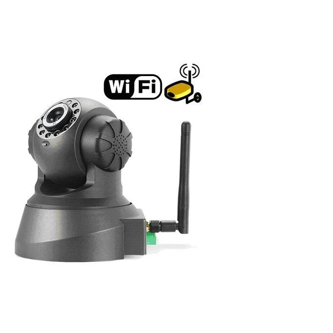 Camera Ip Wifi pilotable à distance