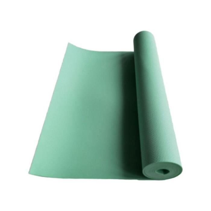 Équipement de forme physique Y98F de couverture de musculation d'exercice de tapis de Yoga d'eva antidérapant ép CC2342