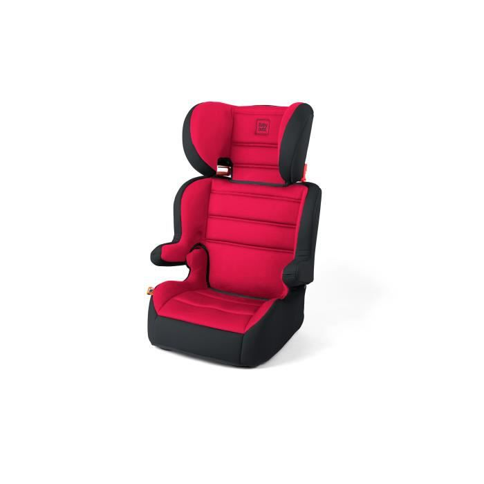 BABYAUTO Siège auto pliable Cubox - Groupe 2 / 3 - Rouge