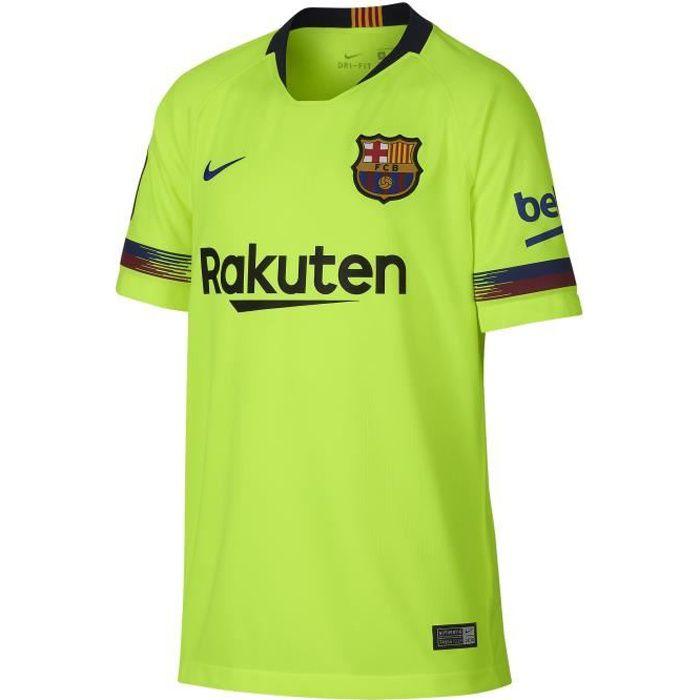 Maillot extérieur junior FC Barcelone 2018/19