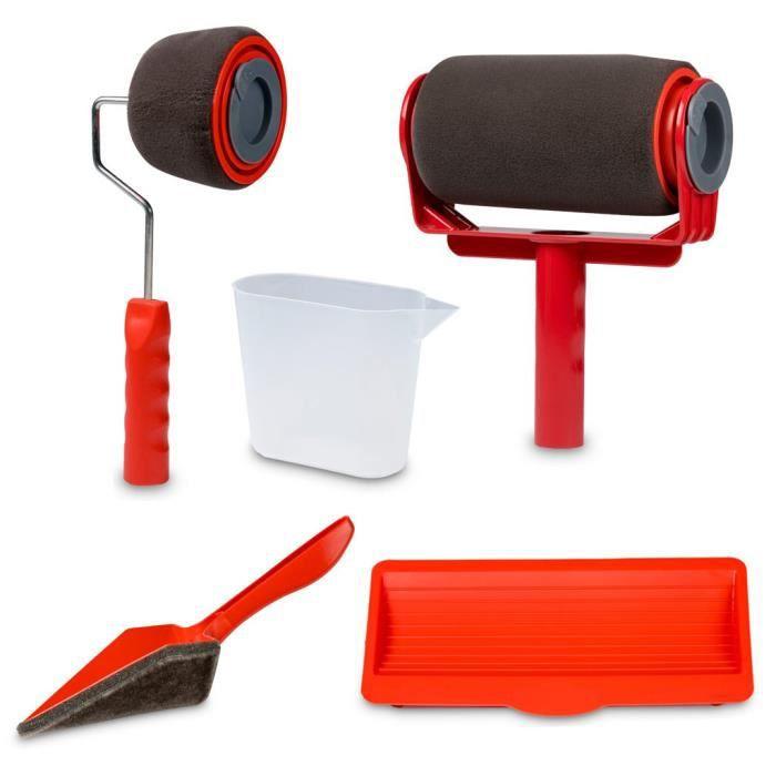 Rouleau Peinture avec Reservoir, Kit d'outils pour peinture Kit peinture  RENOVATOR PAINT RUNNER PRO bonne qualité - Achat / Vente rouleau de peinture  Rouleau de Peinture - Cdiscount