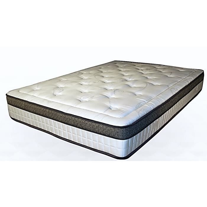 romance matelas 160x200 700 ressorts ensach s avec 5 zones. Black Bedroom Furniture Sets. Home Design Ideas