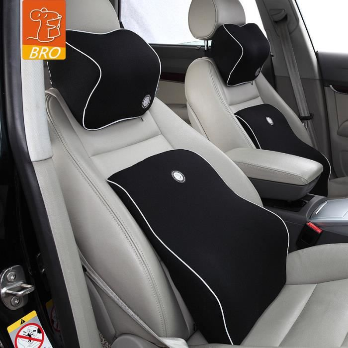bro coussin de voiture 2 pi ces assise grand confort coussin rotatif si ge de protection. Black Bedroom Furniture Sets. Home Design Ideas