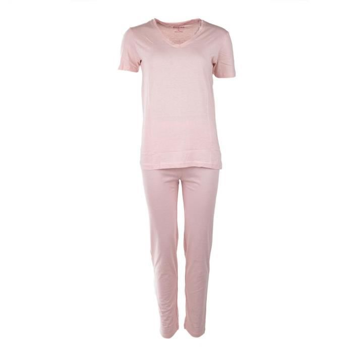 Ensemble De Pyjama Femme Rodier Couleur Rose Taille Vêtement M Rose Achat Vente Pyjama Prolongation Soldes Cdiscount