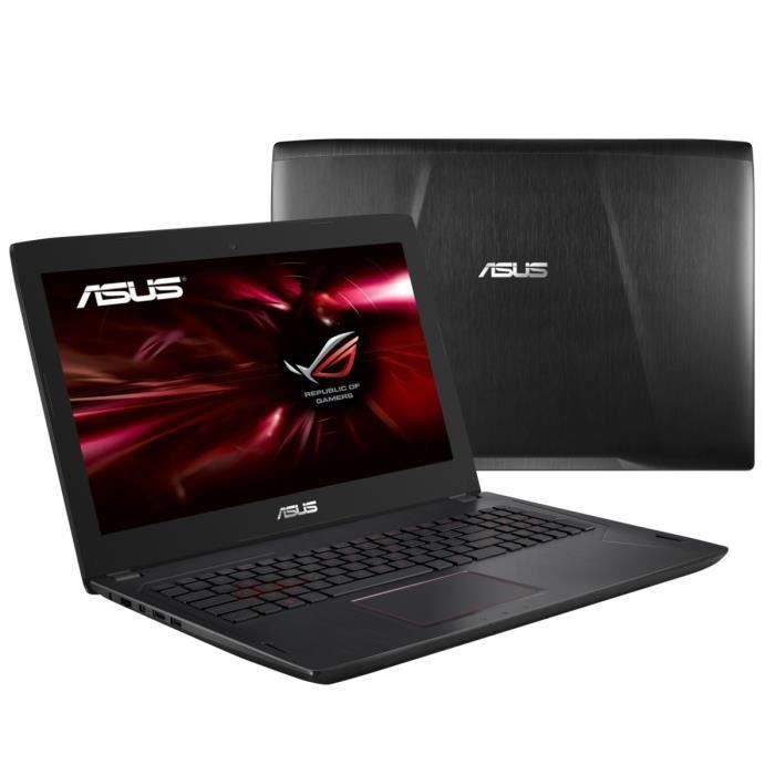 destockage asus pc portable gamer fx753vd gc171 17 3. Black Bedroom Furniture Sets. Home Design Ideas
