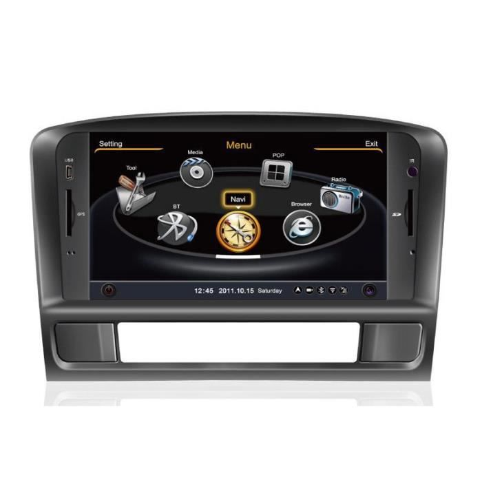 carte gps europe opel mokka