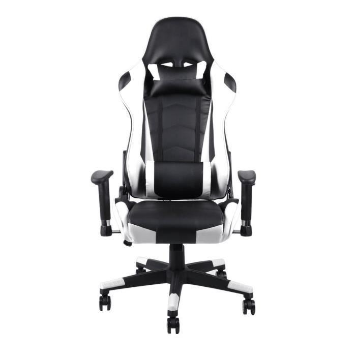 CHAISE DE BUREAU Chaise de bureau Fauteuil gamer Chaise de jeu pivo