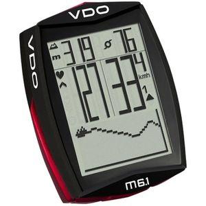 VDO M1.1 WR C/âble Cyclisme Compteur Indicateur de Bicyclette