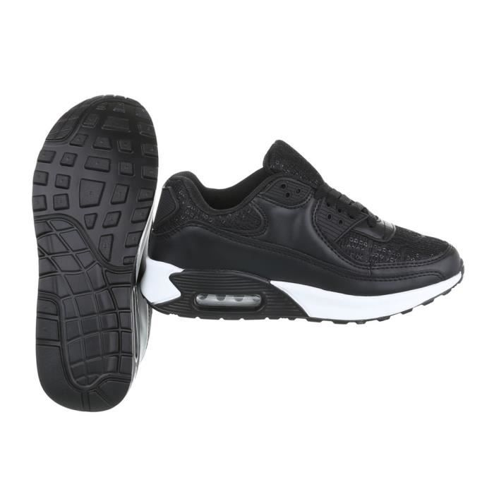 Chaussures femme chaussures sportSneakers noir 41
