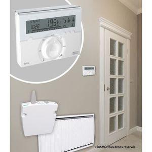 THERMOSTAT D'AMBIANCE Icaverne esthetique thermostat d'ambiance branchem